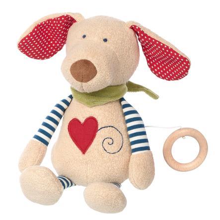 sigikid® Spieluhr Hund Organic Collection