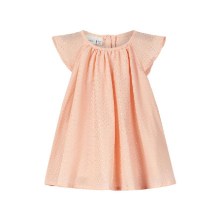 name it Girl Vestido de Frafilly Rose Cloud