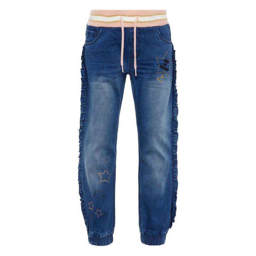 name it Girl s Jeans Nmfrie denim azul medio