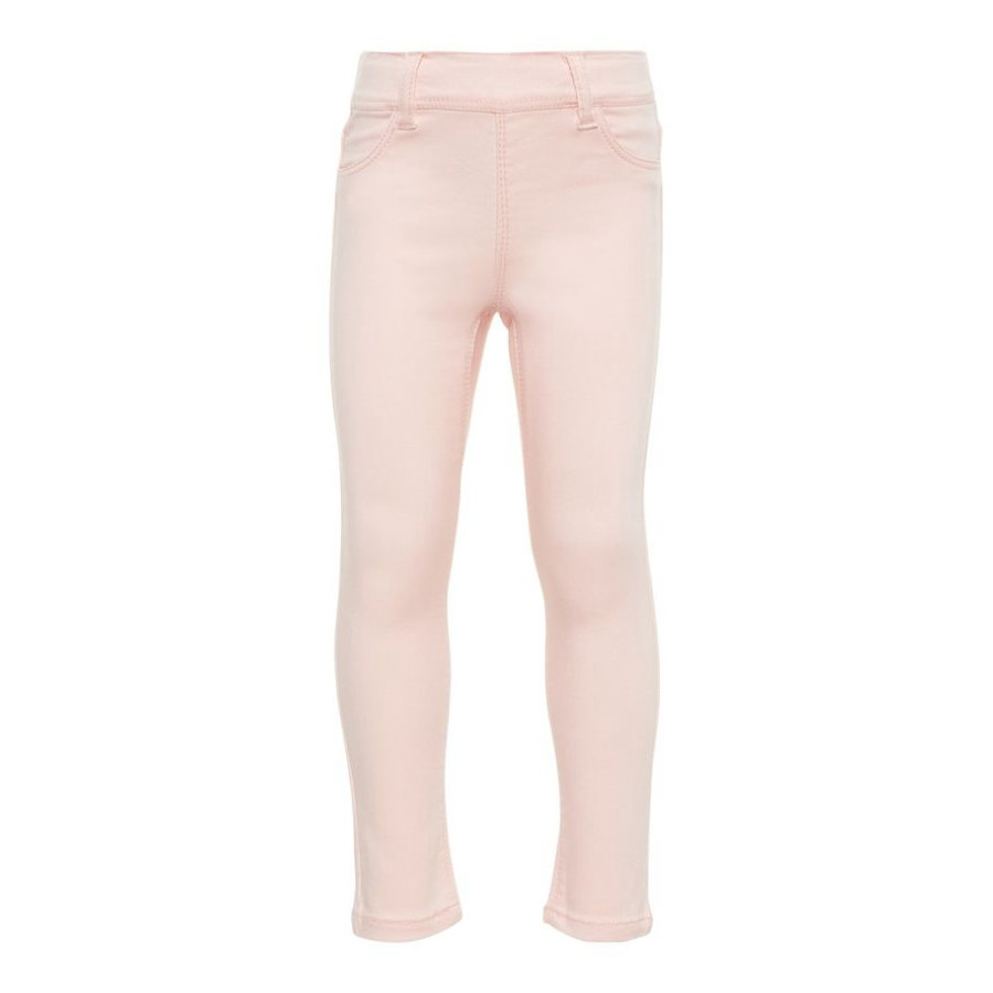 name it Girls Leggings Truntre strawberry cream