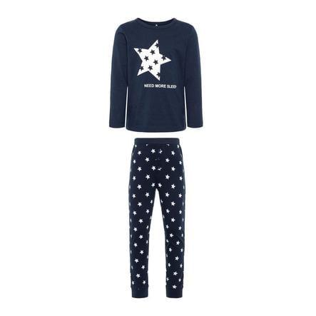 name it Boys Pyjama 2 pièces Ramisto saphir foncé