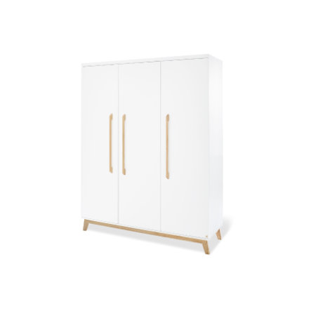 Pino Lino wardrobe Riva 3-drzwiowa szafa