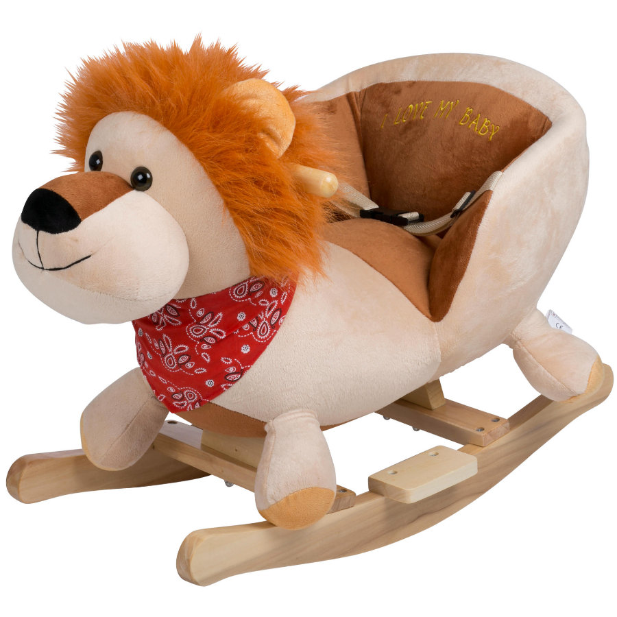 babyGO - Figura a dondolo leone
