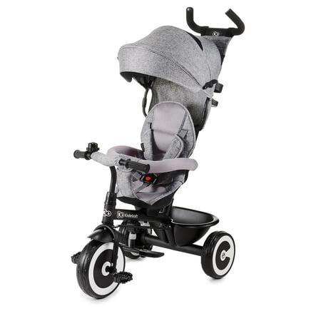 Kinderkraft 6 Triciclo ASTON, grigio