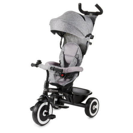 Kinderkraft 6 Tricycle ASTON, grau