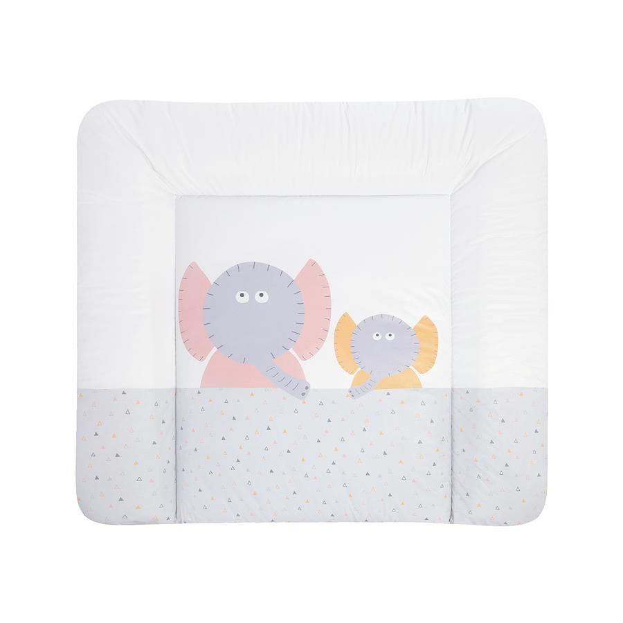 julius z llner wickelauflage softy folie elefant 75 x 80 cm. Black Bedroom Furniture Sets. Home Design Ideas
