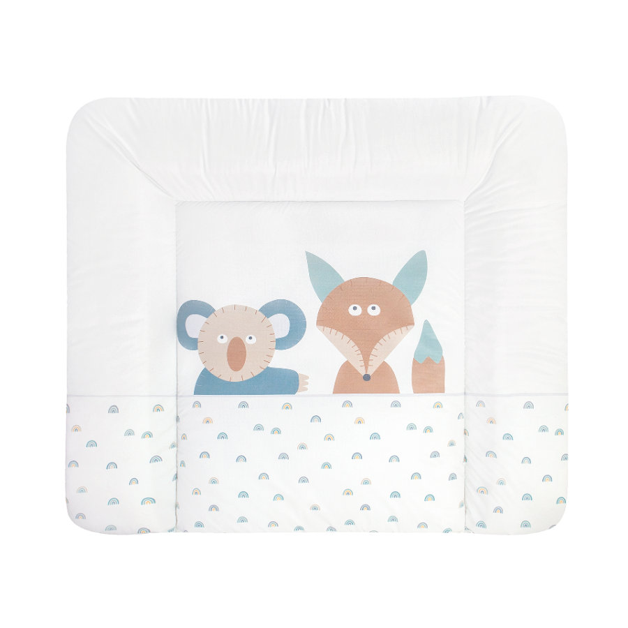 JULIUS ZÖLLNER Fasciatoio Softy Foil Fox & Koala 75 x 85 cm