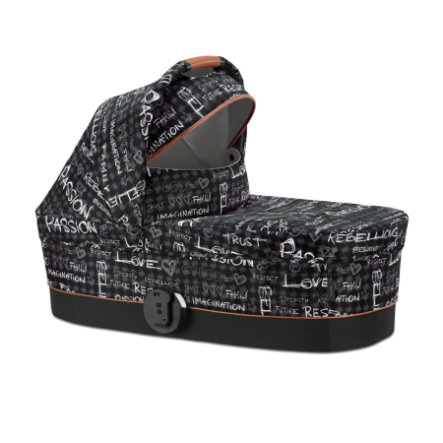 cybex GOLD Nacelle poussette Cot S Strength dark grey, 2019