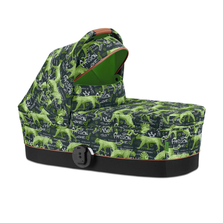 cybex Liggdel Cot S Respect Green-green