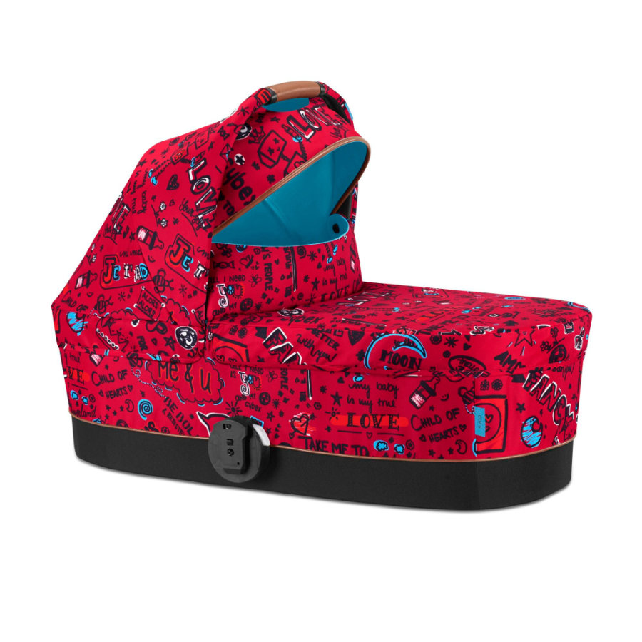 cybex GOLD Reiswieg Cot S Love Red