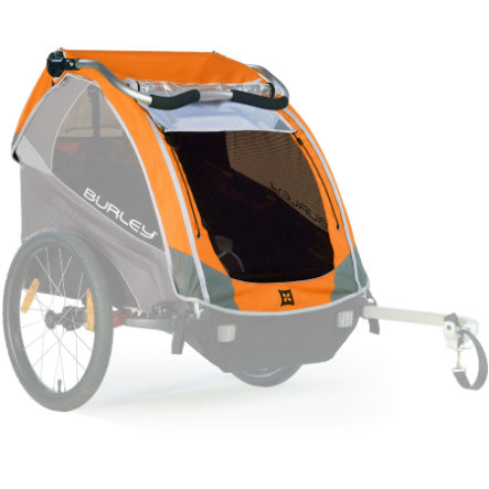 BURLEY D'Lite™/Cub™ set, oranžový