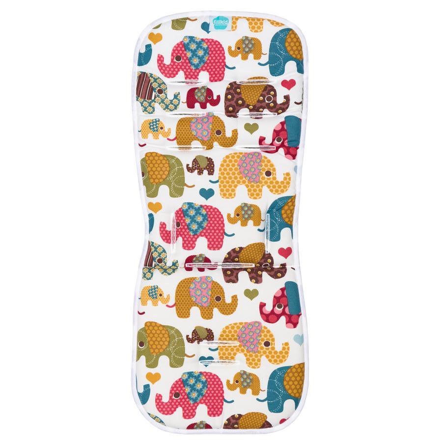 fillikid Wkładka do wózka Foxy Elefant