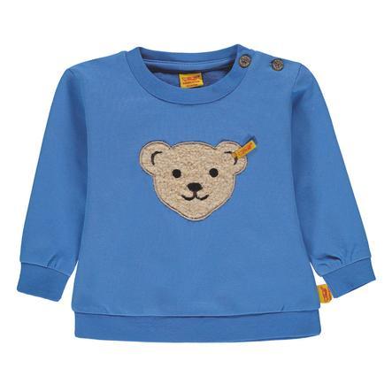 Steiff Boys Sweatshirt, hellblau