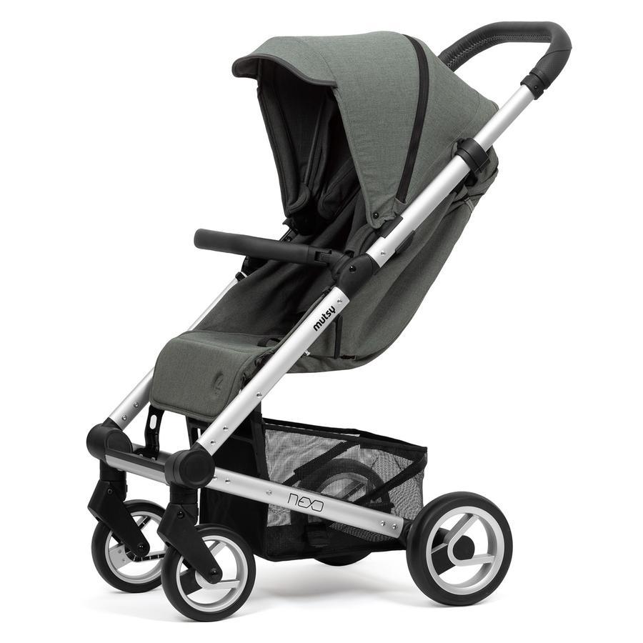 mutsy Wózek dziecięcy Nexo Moss Grey Melange