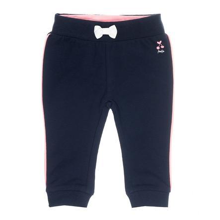 Feetje Pantalon uni Cerise douce marine