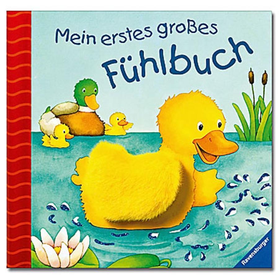 Ravensburger Mein erstes großes Fühlbuch