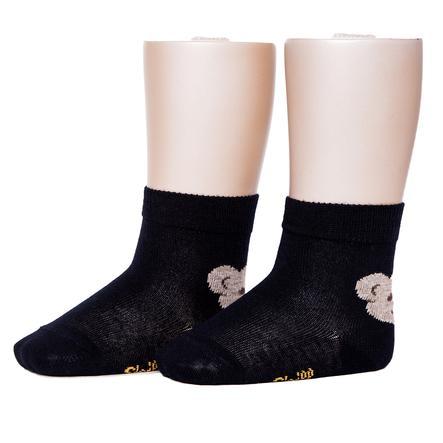 Steiff Socken Bärli, marine