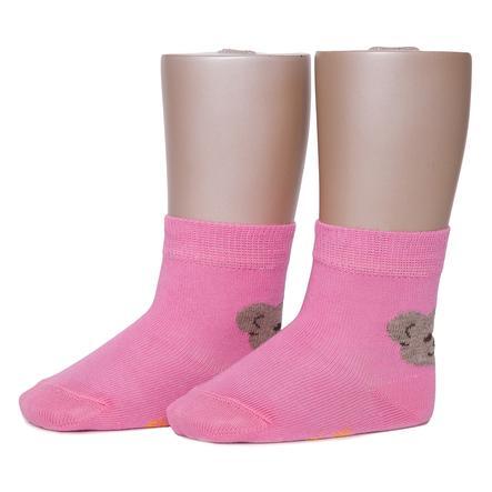 Steiff Socken Bärli, pink