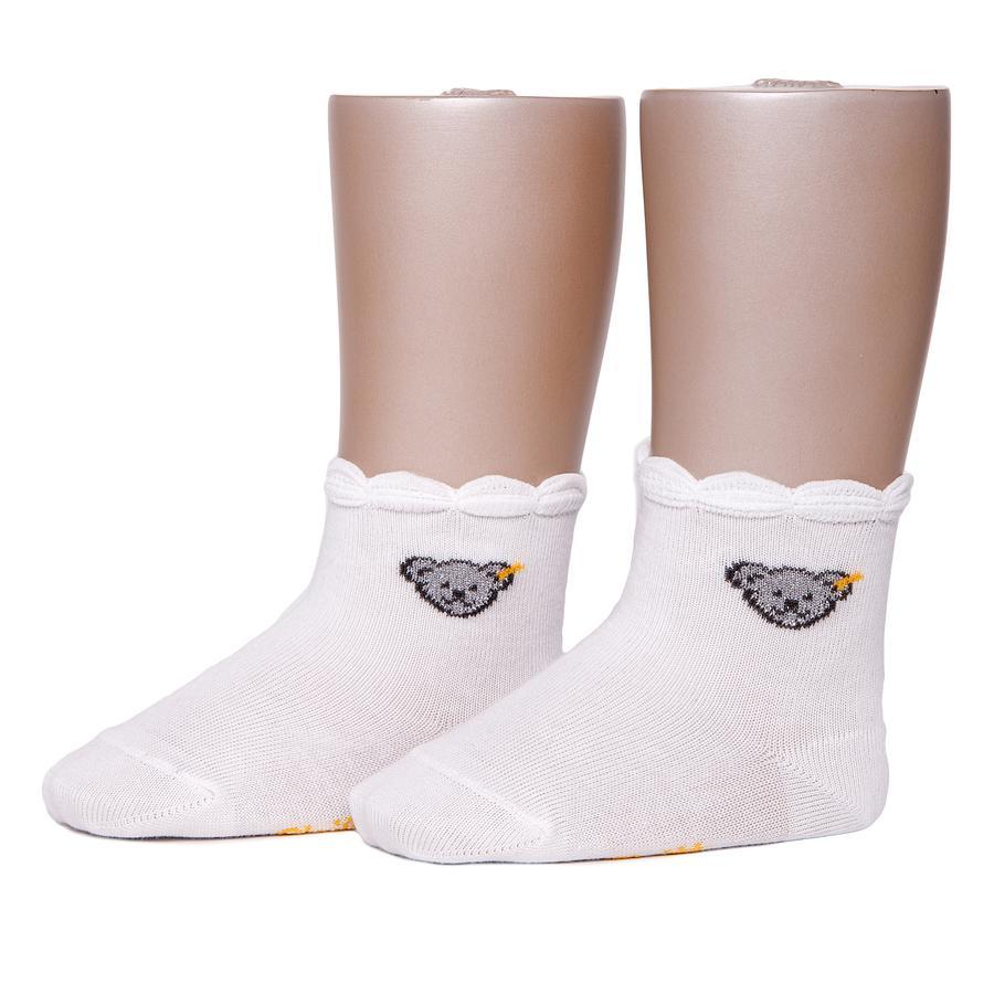 Steiff Socken MIA, weiß