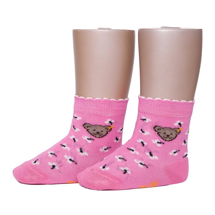 Steiff Calcetines EMMA, rosa