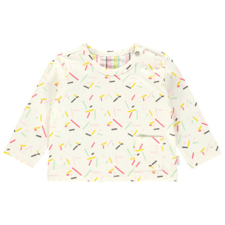 noppies Langermet skjorte Palatine Blanc de Blanc