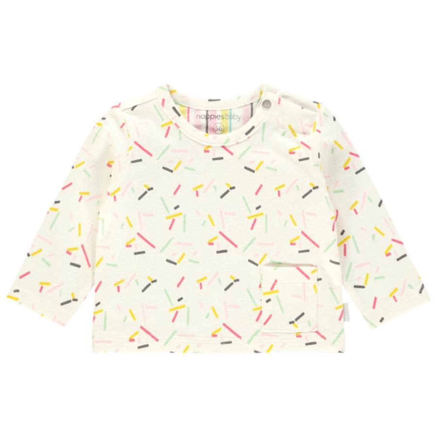 noppies Overhemd met lange mouwen Palatine Blanc de Blanc de Blanc