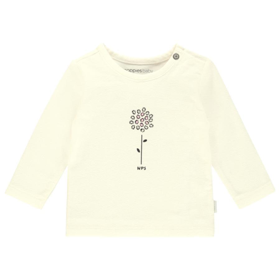 noppies Košile s dlouhým rukávem Page Blanc de Blanc
