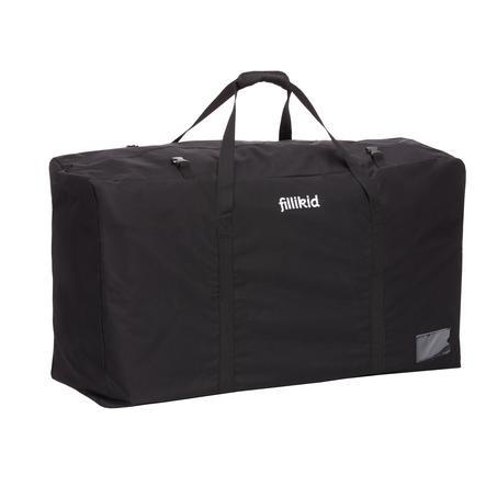 fillikid přepravní taška na kočárek černá