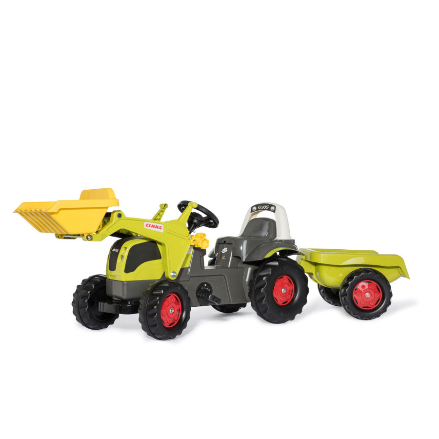 rolly®toys rollyKid Claas Elios mit Frontlader, 025121