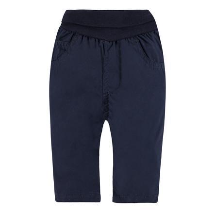 Steiff Girls Spodnie Jeggings  blue denim