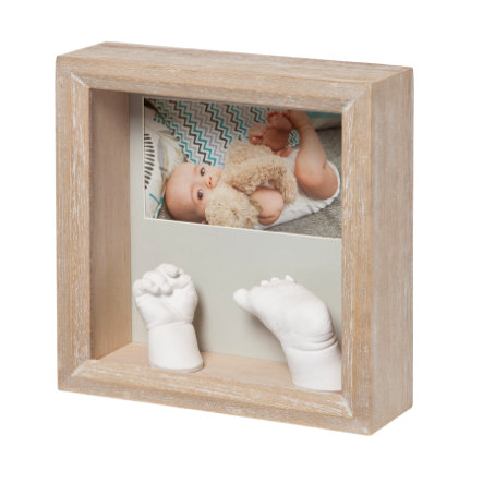 Baby Art Bilderrahmen & 3D-Abdruck - Photo Sculpture Frame, Stormy