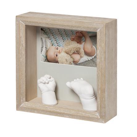 Baby Art Cornice foto con calco 3D - Photo Sculpture Frame, Stormy