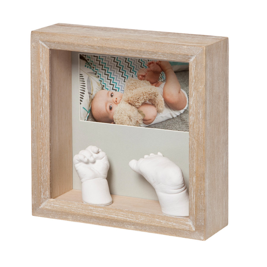 Baby Art Cadre photo et Sculpture 3D bébé, Stormy