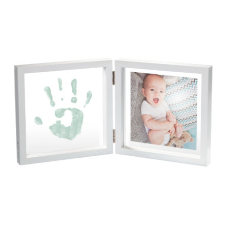 Baby Art Cornice foto con calco - My Baby Style Simple transparent flat Print Frame Crystal line