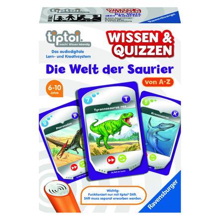 Ravensburger tiptoi® Wissen & Quizzen: Welt der Saurier