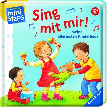 Ravensburger ministeps® Sing mit mir! Meine allerersten Kinderlieder