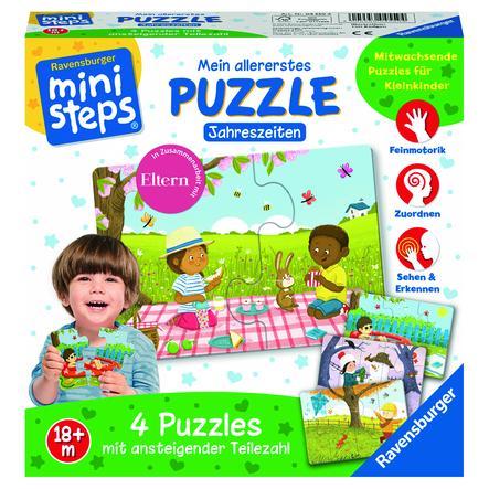 Ravensburger Il mio primo puzzle: le stagioni