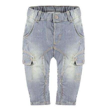 KANZ Boys Spodnie stripe blue