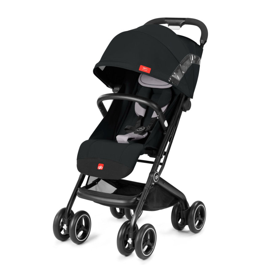 gb GOLD Buggy Qbit Plus All Terrain - Velvet Black