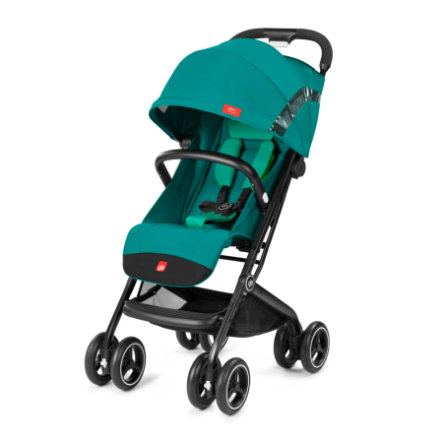 gb GOLD Buggy Qbit+ All Terrain - Laguna Blue turquoise