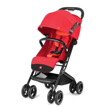 gb GOLD Buggy Qbit Plus All Terrain - Rose Red