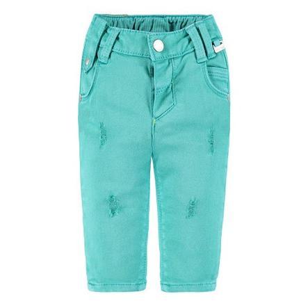 KANZ Boys Kalhoty - smaragvově zelené