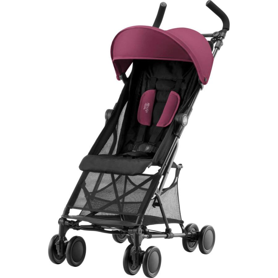 Britax Römer Buggy Holiday² Wine Red