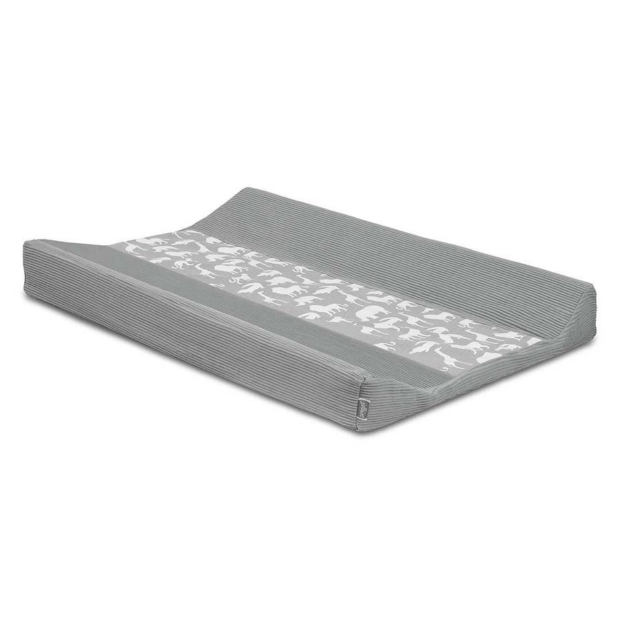 jollein Wrap tyynynpäällinen Safari Stone Grey 50x70cm