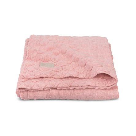 jollein Deken Fancy Knit Blush Pink 75x100cm