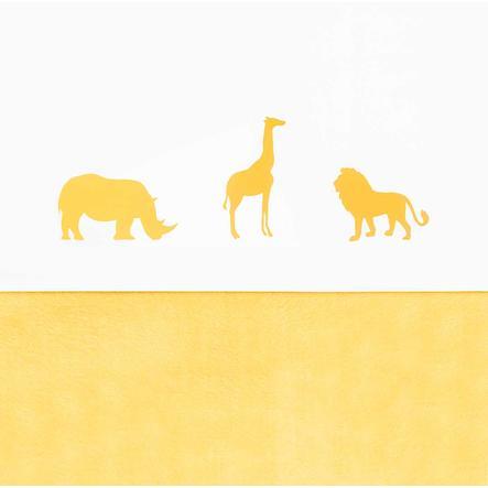 jollein Laken Safari Ocher 120x150cm