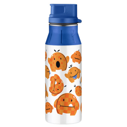 ALFI elementBottle II Flaska, Crazy Monster  0,6 l