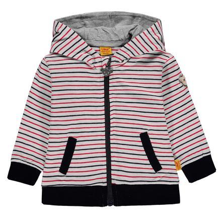 Steiff Chlapecká tepláková bunda s kapucí