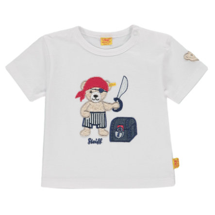 Steiff Boys T-Shirt whitely