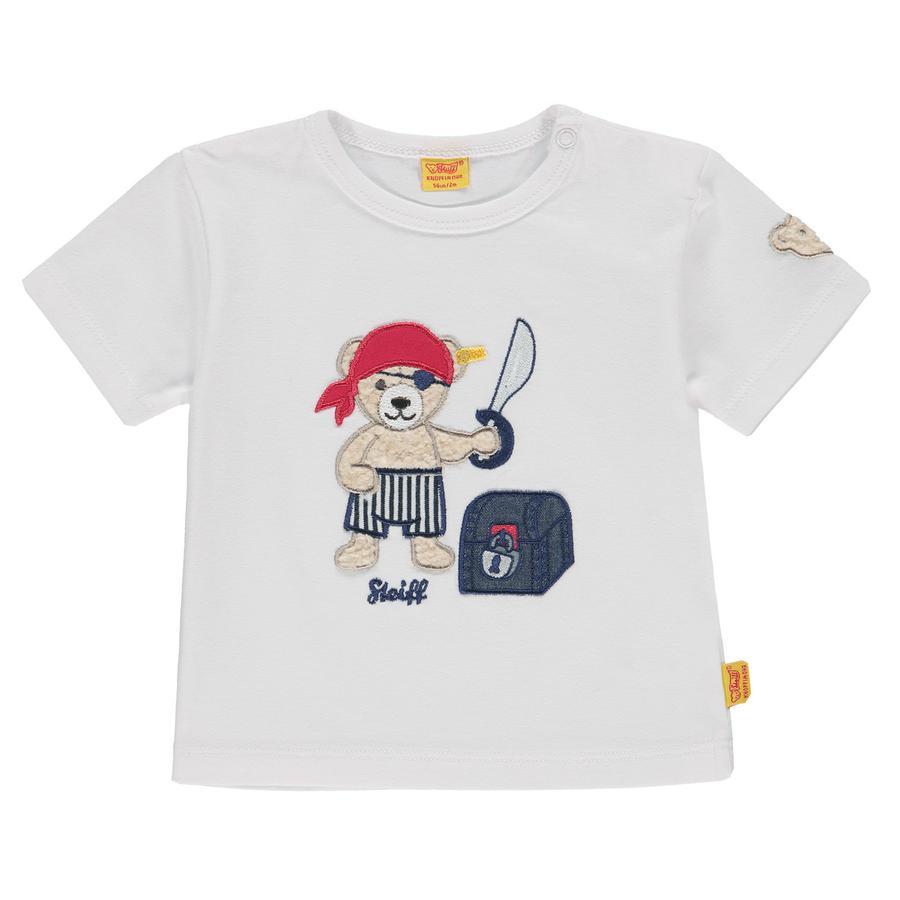 Steiff Poikien T-paita valkoinen